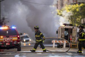 Как работает пожарная служба в США... и в Украине