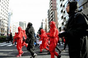 Претенденты на вакансию ниндзя осаждают Японию