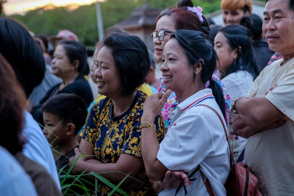 Спасены! 12 тайских детей и их тренер освобождены из пещеры