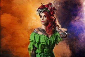 В Киеве начался мексиканский карнавал Santa Muerte