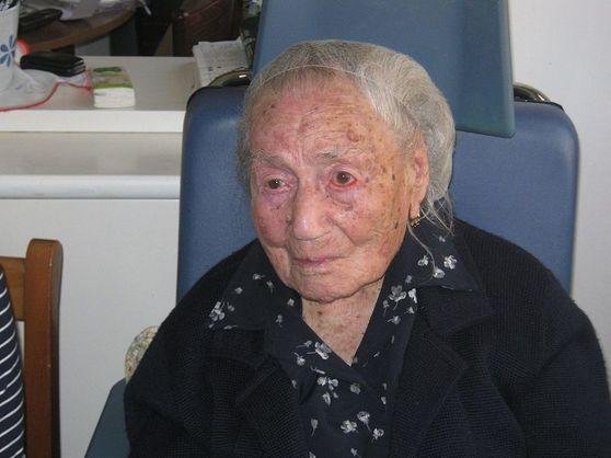 В Италии умерла самая пожилая женщина в Европе