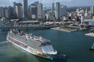 Моряк, упавший за борт у берегов Кубы, найден живым сутки спустя
