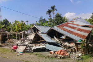 Землетрясение в Индонезии: на острове Ломбок погибли 14 человек и сотни ранены
