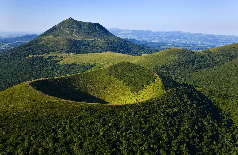 Вулканы Франции пополнили список ЮНЕСКО