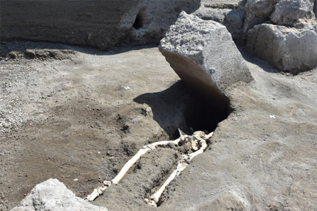 Археологи уточнили обстоятельства гибели