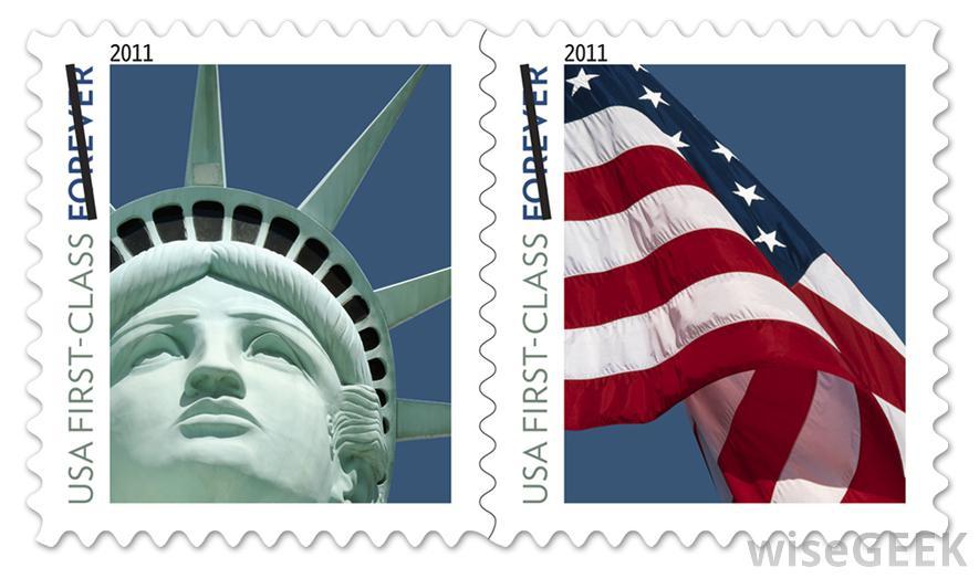 Почтовая служба США заплатит штраф $3,5 млн за использование фальшивой Статуи Свободы на марке Почтовая служба США заплатит штраф $3,5 млн за использование фальшивой Статуи Свободы на марке forever stamps