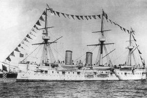 На дне Японского моря нашли корабль времен Первой мировой с золотом