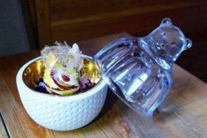 Экстраординарный медведь: самый дорогой десерт в США