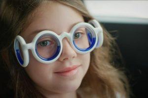 Очки, которые спасают от морской болезни
