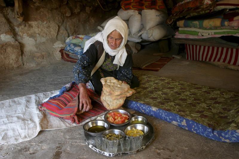 В Иордании нашли древнейший испеченный хлеб.Вокруг Света. Украина