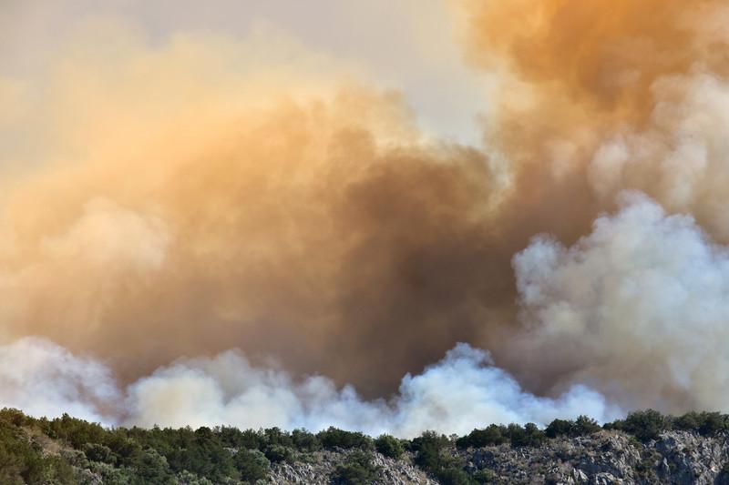 Число погибших от пожаров в Греции выросло до 79 человек