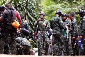 Спасение тайских детей: военный дайвер погиб при погружении
