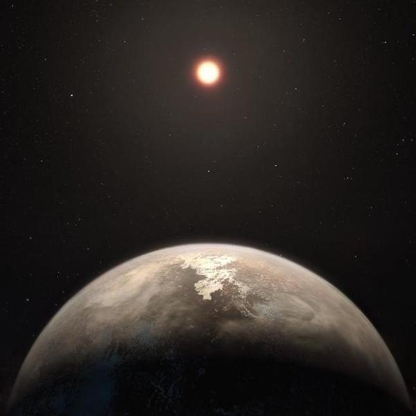 Астрономы выяснили климат самой знаменитой экзопланеты.Вокруг Света. Украина