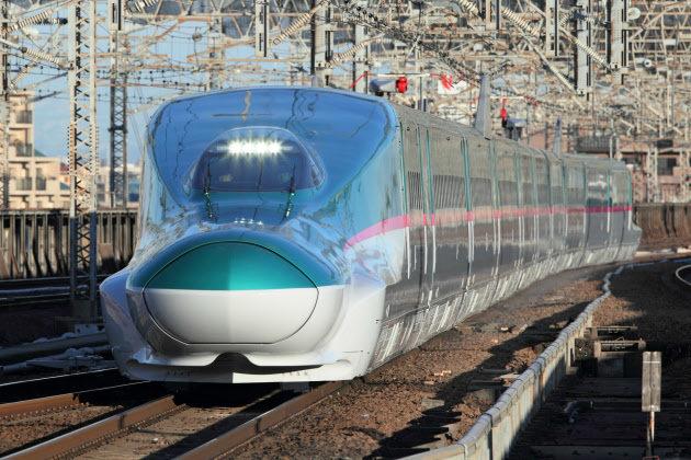 Японцы потратят два года, чтобы ускорить поезд всего на минуту