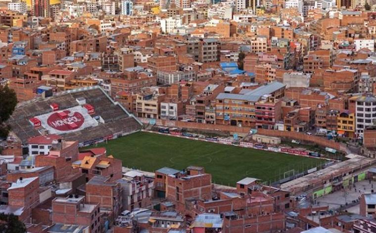 футбольные поля в мире От понтона до небоскреба: самые необычные футбольные поля в мире quieren jugar en tembladerani 3353