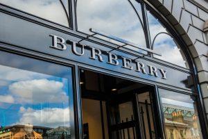 Burberry сжег одежду на десятки миллионов евро