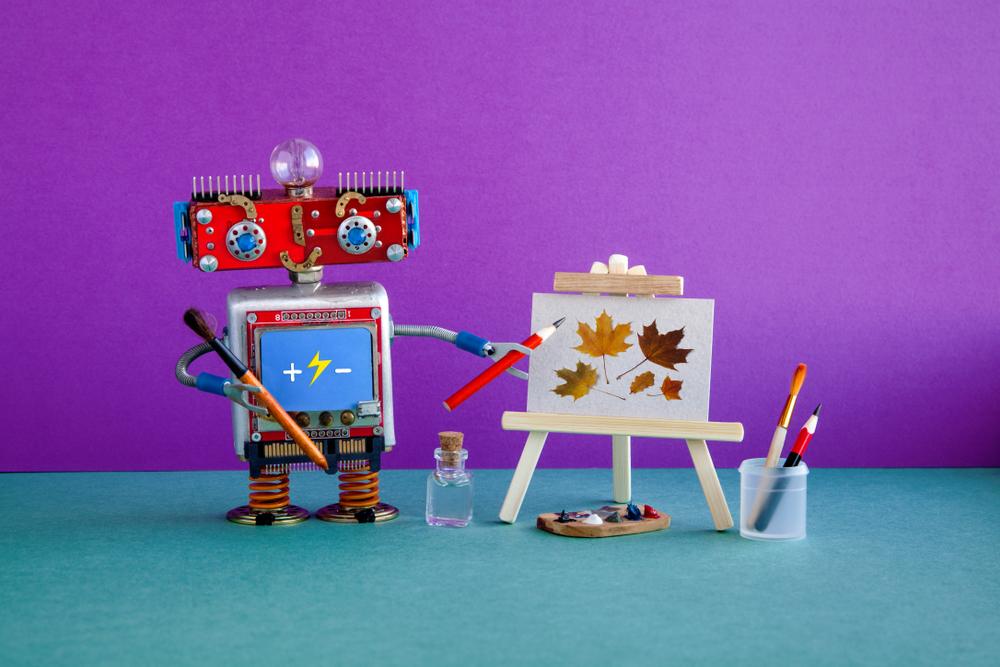 Роботы-художники превзошли Ван Гога