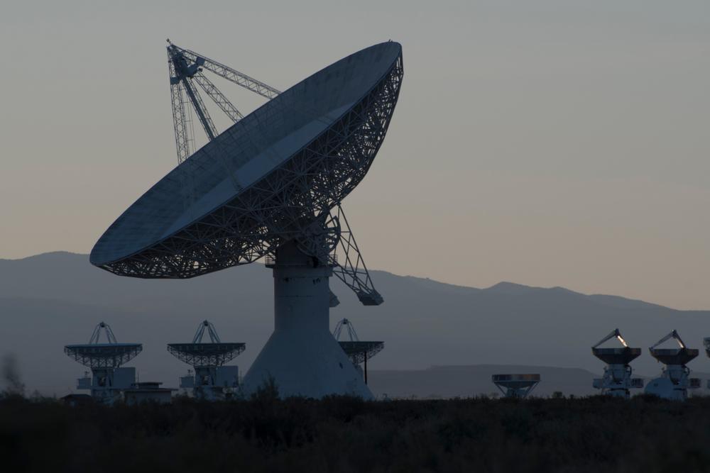 В ЮАР включили самый мощный радиотелескоп в южном полушарии