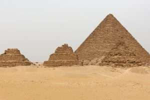 Археологи Египта нашли походную кухню строителей пирамид