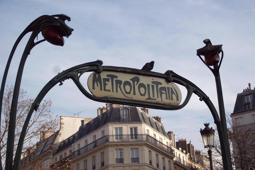 Метро Парижа станет безбилетным