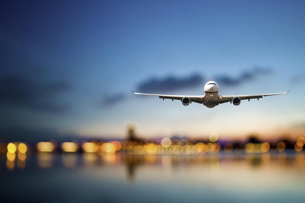 4G поможет сократить расход топлива самолета и время в пути