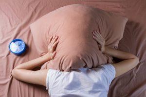 Почему при депрессии не спится