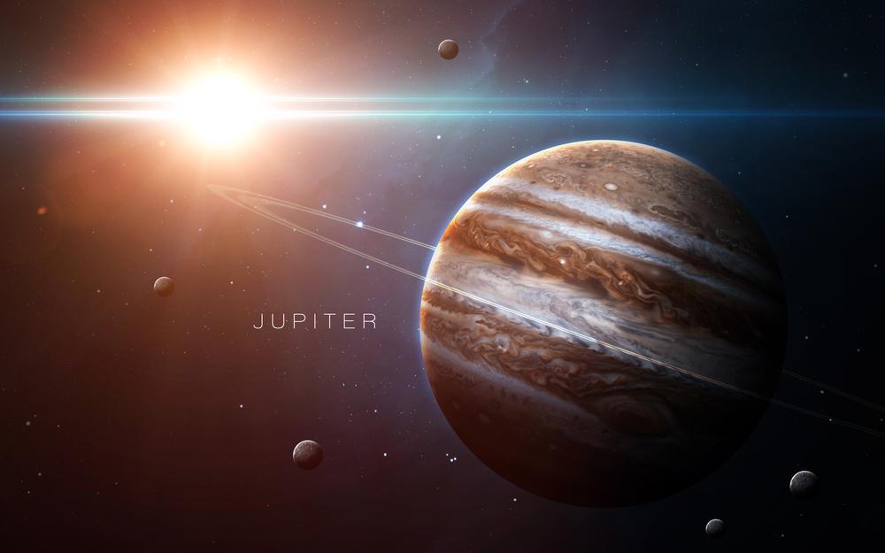 Астрономы обнаружили 10 новых спутников Юпитера.Вокруг Света. Украина
