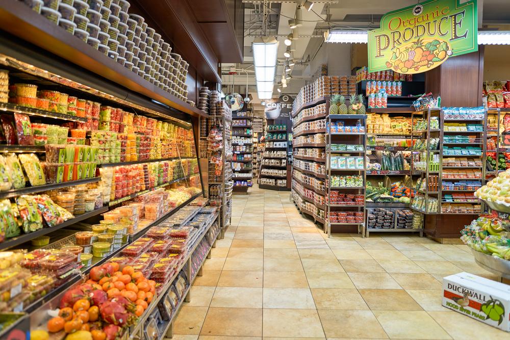 Очищенные яйца и чай без кофеина: что продается в супермаркетах в США Очищенные яйца и чай без кофеина: что продается в супермаркетах в США shutterstock 406488883
