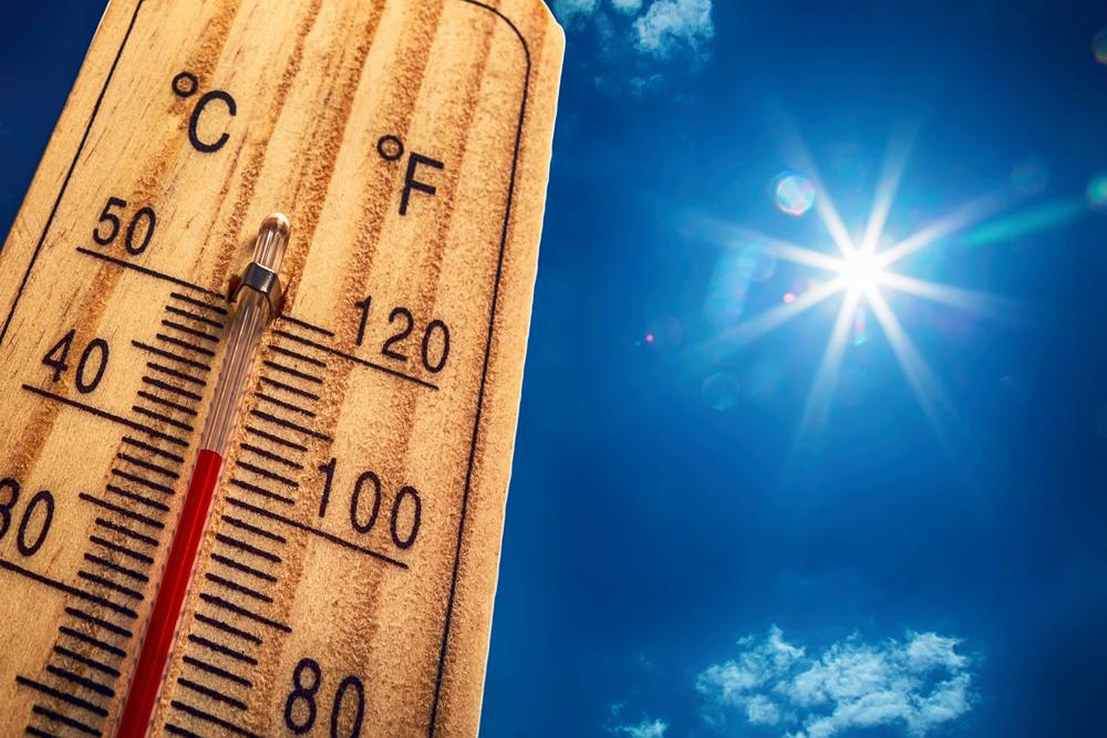 В июле в Украине местами будет экстремально жарко