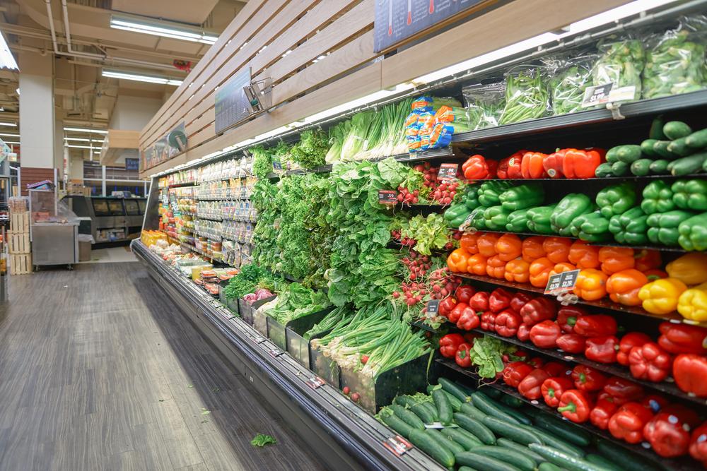 Очищенные яйца и чай без кофеина: что продается в супермаркетах в США Очищенные яйца и чай без кофеина: что продается в супермаркетах в США shutterstock 452165773