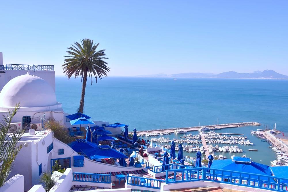 Летим в Тунис с Azur Air.Вокруг Света. Украина