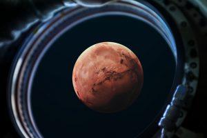 На Марсе нашли настоящую воду