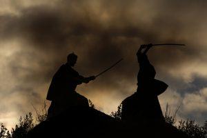 В Японии наметился дефицит ниндзя