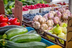 Продуктовый магазин в Бельгии выращивает овощи на крыше