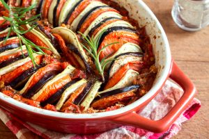Кухни мира: французский рататуй