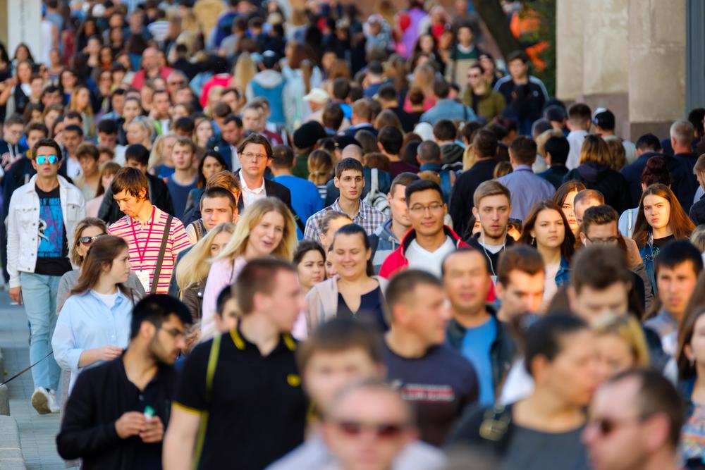 За год население Земли увеличилось на 83 млн человек.Вокруг Света. Украина