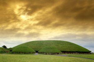 Засуха в Ирландии указала место древнего святилища
