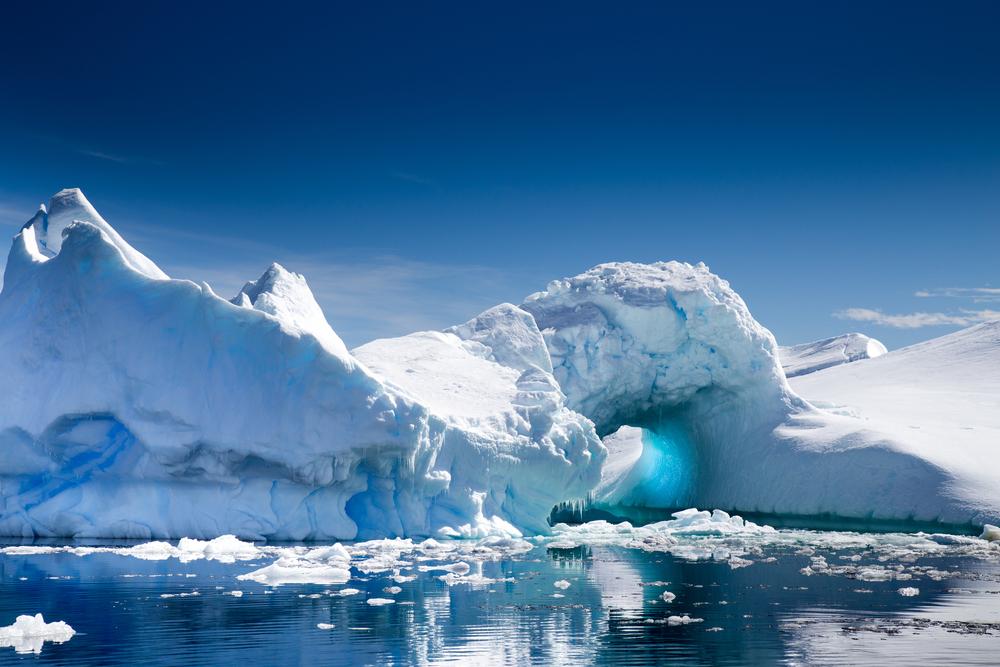 Под ледником Антарктиды нашли активный вулкан.Вокруг Света. Украина
