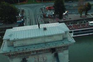 Уилл Смит станцевал на верхушке моста в Будапеште
