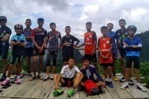 Таиландские подростки могут провести в пещерах 4 месяца