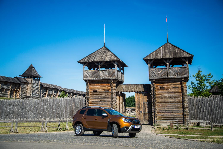 По Украине с Renault