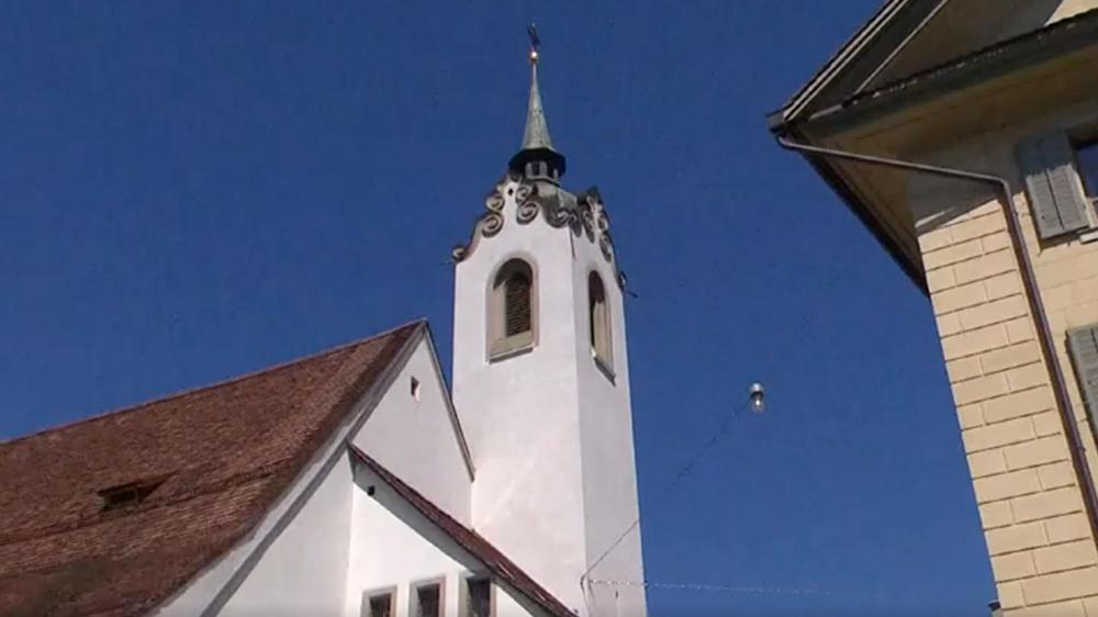 Церковь в Швейцарии заменила звон колоколов на рингтоны
