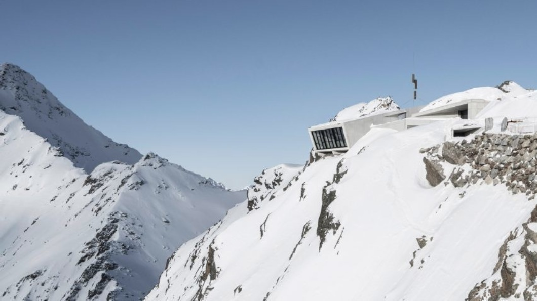 Музей Джеймса Бонда в австрийских Альпах