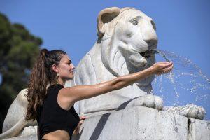 Как в аду: из-за жары в 18 итальянских городах объявлен красный уровень опасности