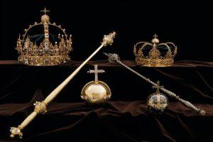 В Швеции похищены бесценные реликвии королевской семьи