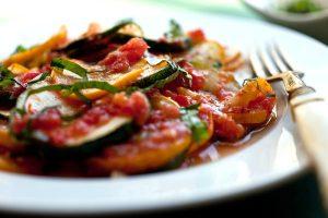 Кухни мира: кабачки по-гречески