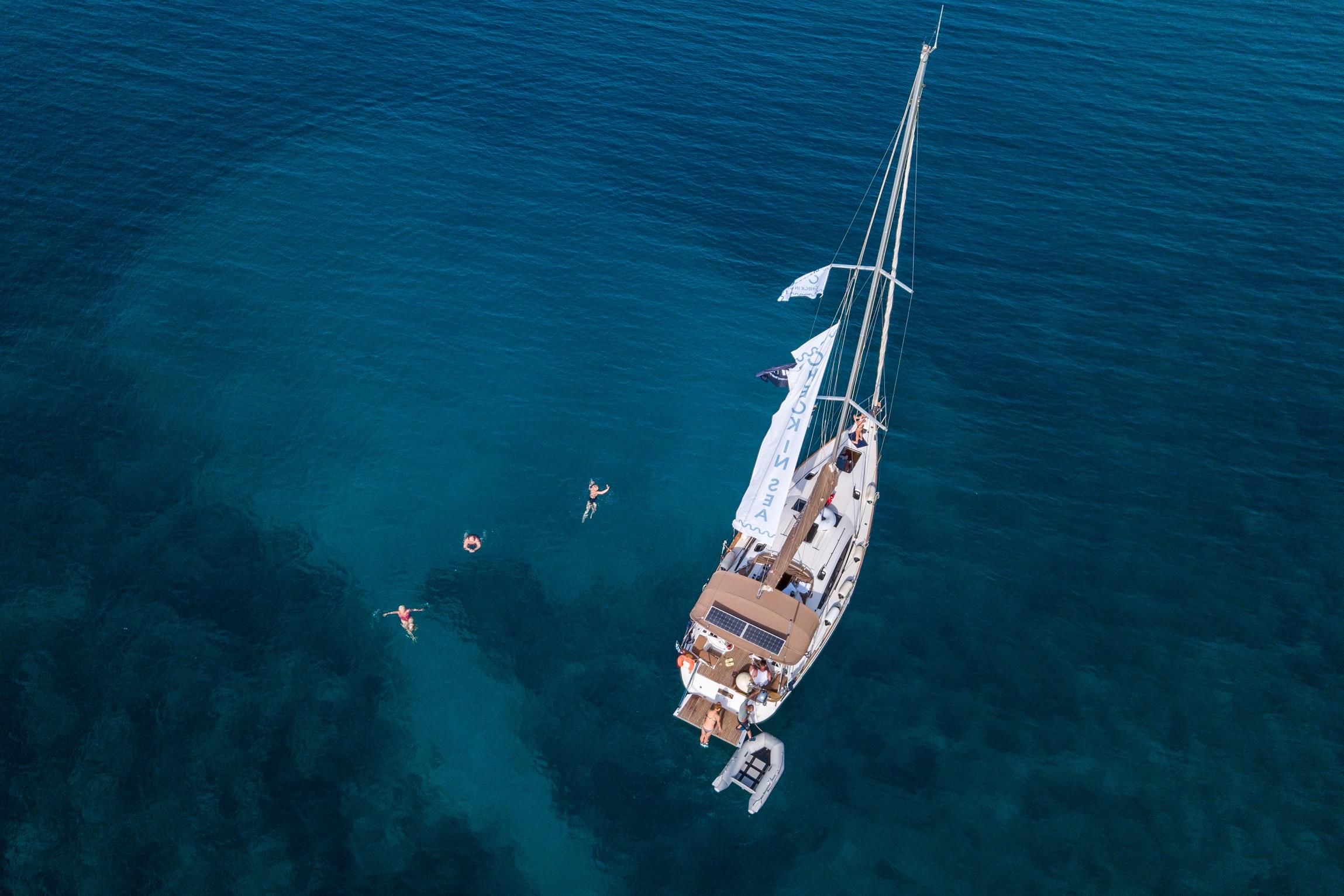 Отпуск под парусами: как начать путешествовать на яхте?.Вокруг Света. Украина