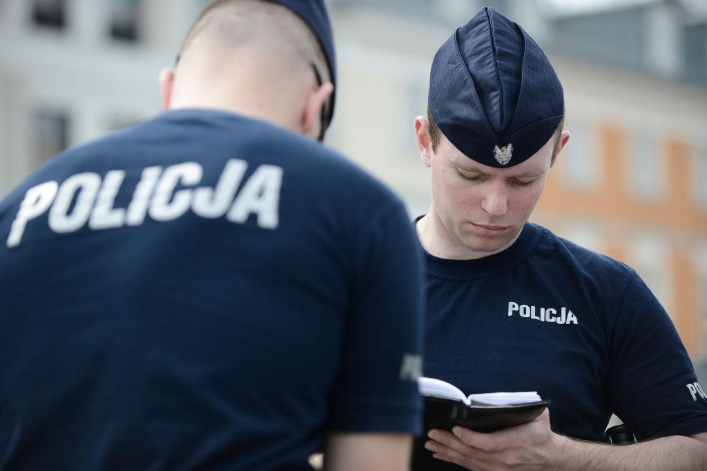 В Польше полиция целого города ушла отдыхать.Вокруг Света. Украина
