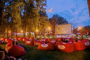 В Киеве три недели бесплатно будут показывать фильмы