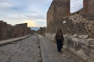 «Помпеи напоминают нам: нужно проживать каждый день, как последний» − историк